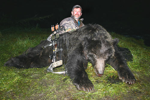 Time to Plan Your Spring Bear Hunt