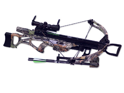 Carbon Express Intros new Covert Crossbow