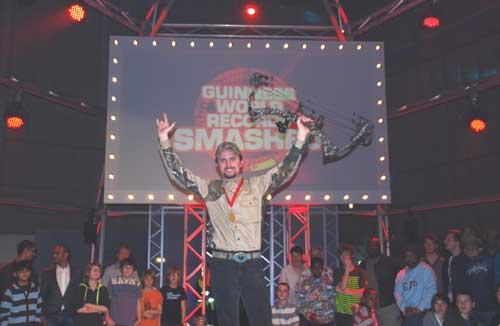 Randy Oitker Breaks Guinness World Records