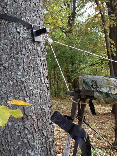 Easier, Safer Treestand Installation