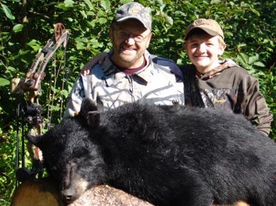 Bear Hunt – Rob and Tucker