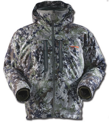 Sitka Gear's Incinerator Jacket