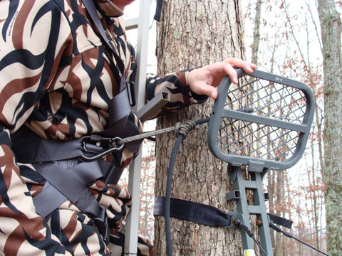 Younger Hunters Most Likely to Fall from Tree Stands