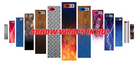 NEW Custom Wraps from Bohning
