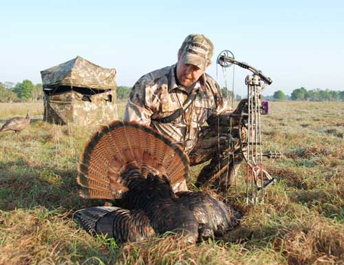 Bowhunting Spring Gobblers