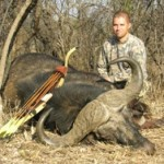Bowhunting Cape Buffalo - Dave Unger