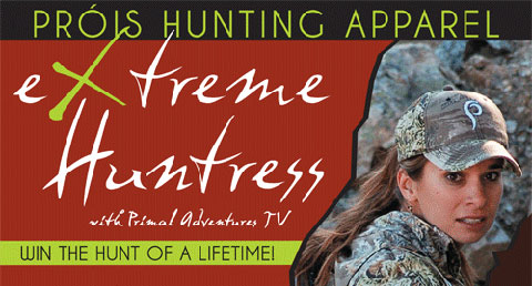 2nd Annual 'Extreme' Huntress Contest
