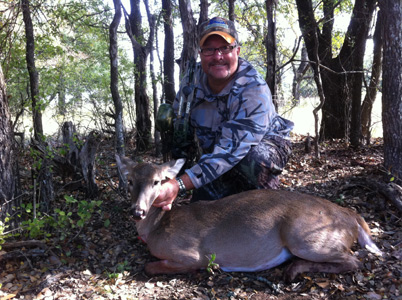 October 23: Robbie Bags A Doe