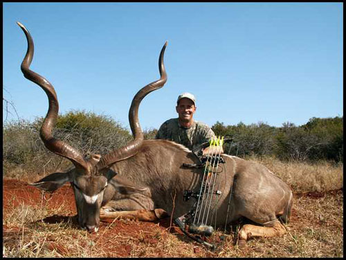 African Hunts with Dries Visser Safaris