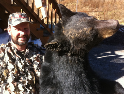 West Virginia: Jay's Black Bear