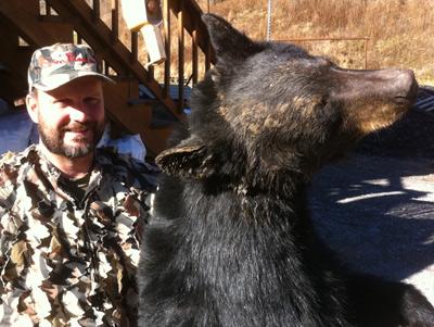 West Virginia: Jay's Black Bear