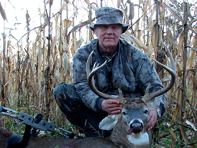 Heartland Hunt: Mike Jordan's Buck