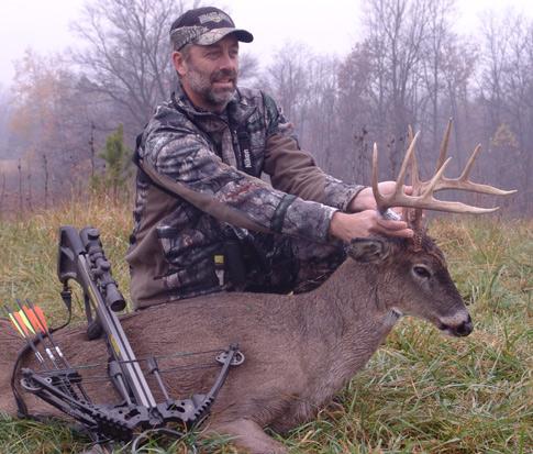 Heartland Hunt: Bob Humphrey's Buck
