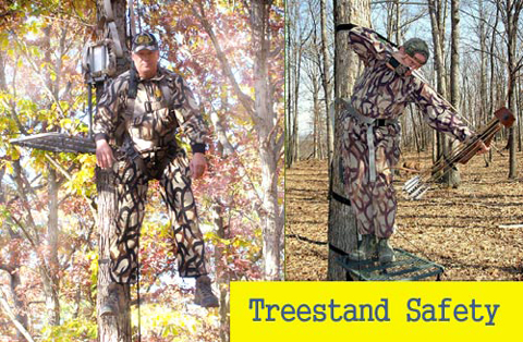 Treestand Safety Orthostatic Intolerance Bowhunting Net