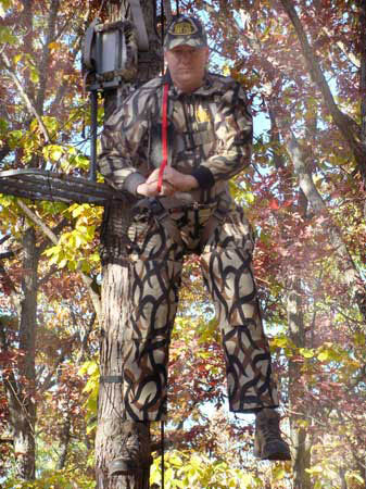 Treestand Safety: Orthostatic Intolerance