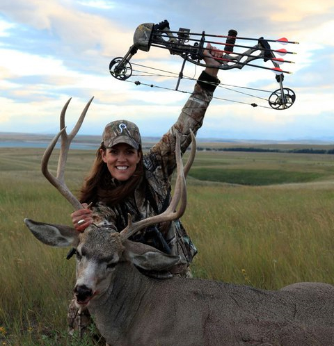 Jana Takes Her Passion To The Next Level Bowhunting Net