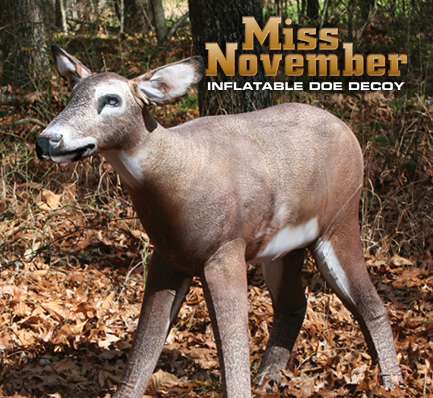 Miss November Decoy Bowhunting Net