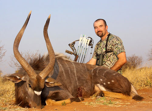Hunt Africa with this Unheard of Opportunity!