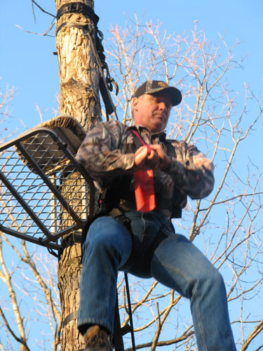Treestand Hunter Dies Bowhunting Net