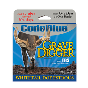 Code Blue Grave Digger™