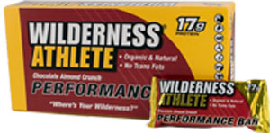 Wilderness Athlete Performance Bars