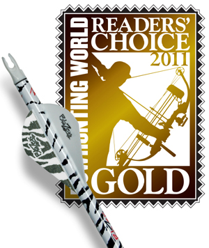 Bohning Blazer Takes Readers Choice Gold