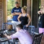 The entire family can use a Barnett Crossbow in the woods and at home.