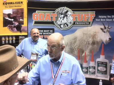 Day One at the ATA Show