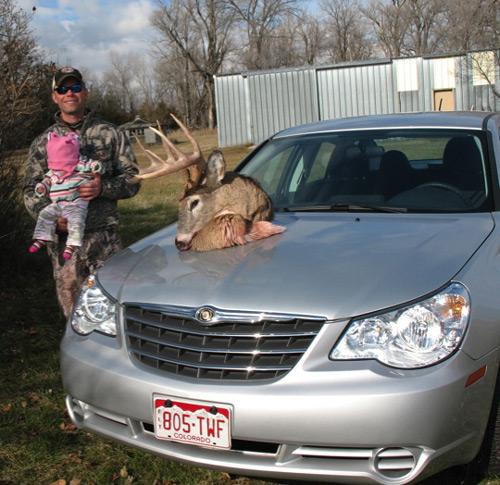 The Rental Car Buck
