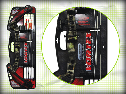 Hunting compound bow