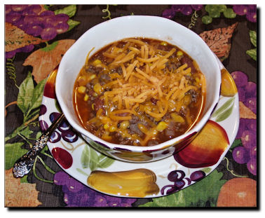 Cooking with SusieQ: Southwest Stew