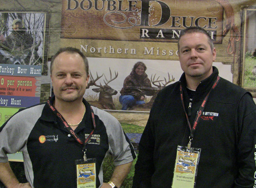 The guys from Double Deuce Ranch tell us about their bowhunts in northern Missouri.