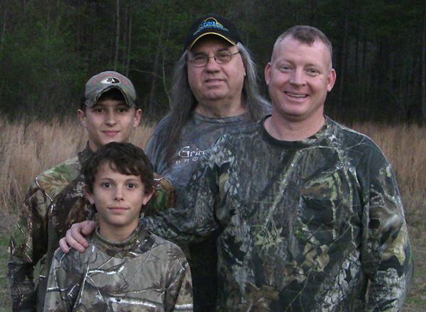 Alabama 2nd Turkey Hunt