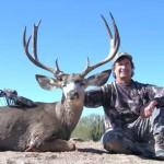 Sucessful Mule Deer Hunters wear HECS.