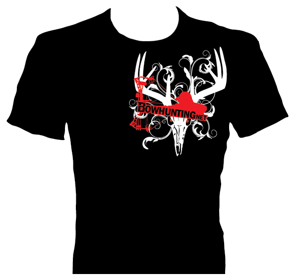 Pre-Order Bowhunting.Net Shirts Now
