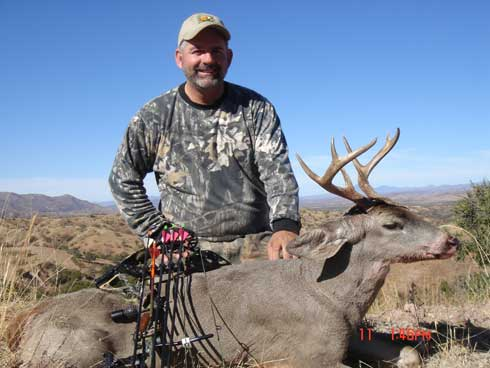 My Mexico Coues Deer Hunt