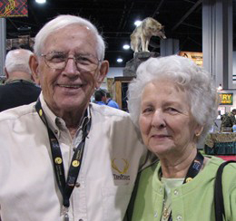 Gardners Pledge $100K to Archery Hall of Fame