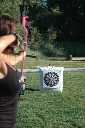 Gear Review Arrowmat Target Faces Bowhunting Net