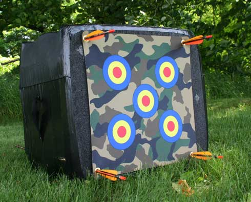 Gear Review: Arrowmat™ Target Faces