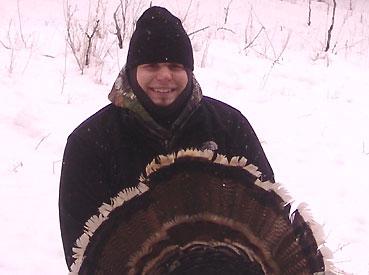A Nebraska Gobbler