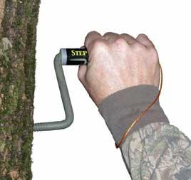 Step-Buddy Treestep Installer