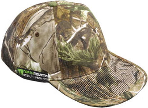 Stealth Vision Hats Let You See