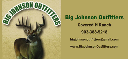 Big Johnson Outfitters in West Texas