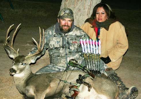 Trophy New Mexico Archery Mule Deer: Part 2