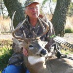 Author wore HECS to take this nice buck.