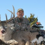 Bowhunter Sam Salopek is a HECS believer.