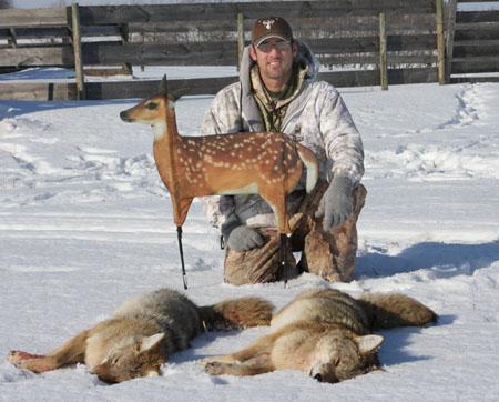 Montana Decoy FAWNZY Predator Decoy