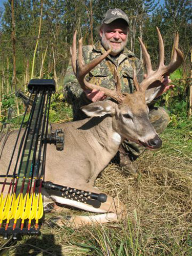 Setting Your Goal With Trophy Whitetails