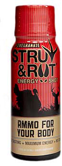 Strut and Rut Energy Shots – Ammo For Your Body