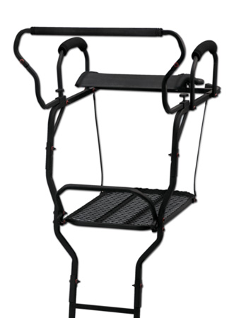 Gear Review: Gorilla Kong Expedition HX Ladder Stand – Bowhunting Net